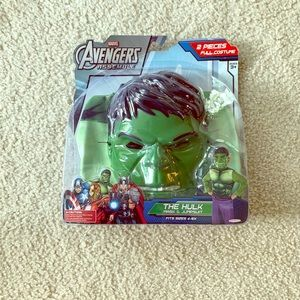 New in box! Hulk Halloween costume
